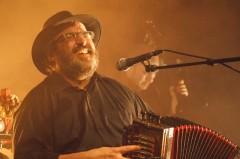 chanteur et accordéoniste